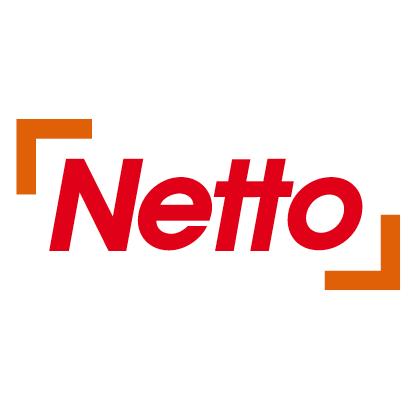 Logo de l'enseigne Netto